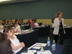 Session in Australia