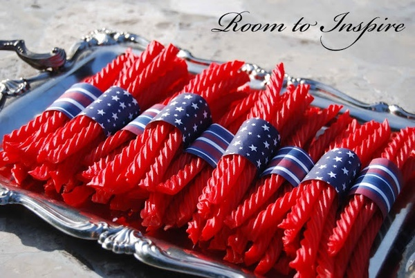 Licorice Firecrackers