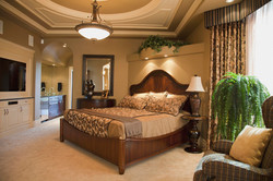 Gorgeous Tuscan Bedroom