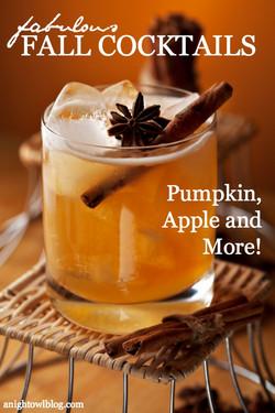 Fabulous Fall Cocktail Recipes