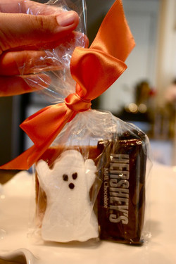 Smores Treat Bags for Gifts
