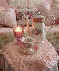 Sitting Pretty Tea Time