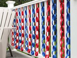 Patriotic Daisy Chains