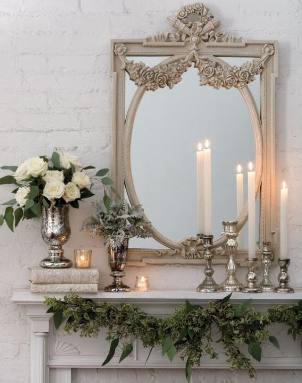 Romantic Mantle