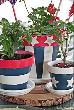 Americana Planters