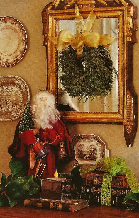Santa Christmas Table