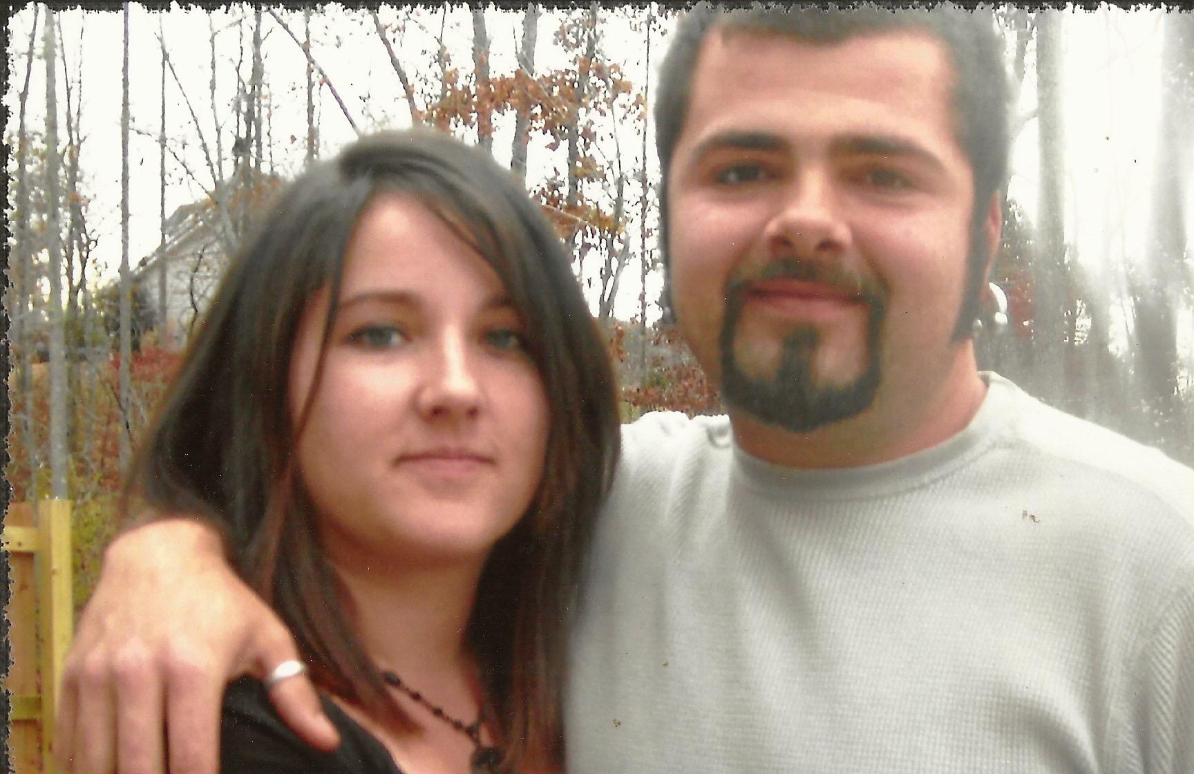 My Son, Garrett & Stephanie
