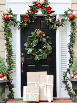 Festive Christmas Welcome