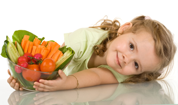 Get Your Kids to Eat Veggies!