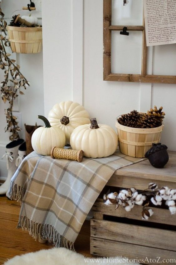 Country Autumn Decor