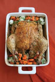 Harvest Roasted Chicken