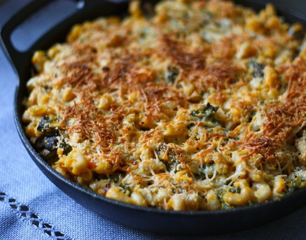 Autumn Mac & Cheese
