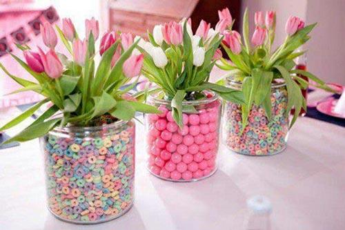 Unique Floral Containers
