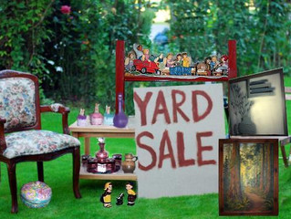 Lessons from Yard Sales and Life