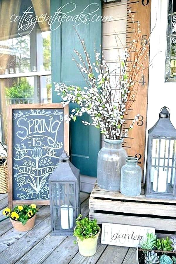 Outdoor Summer Decor