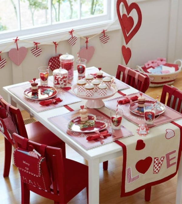 Whimsical Table Decor