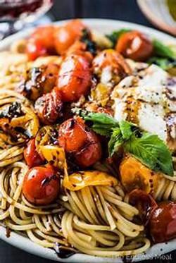 Fresh Summer Spaghetti