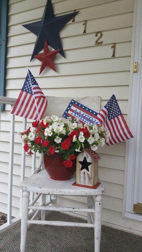 Festive American Welcome