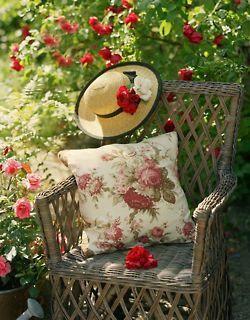 Outdoor Reading Nook