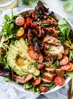 Chicken, Bacon & Avocado