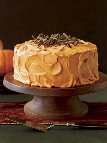 Autumn Spice Cake