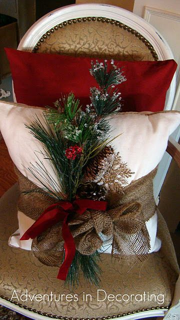 Gorgeous Christmas Pillows