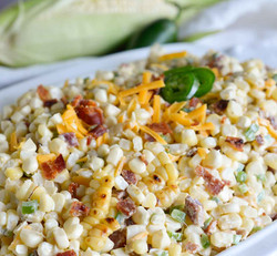 Jalapeno Popper Corn Salad