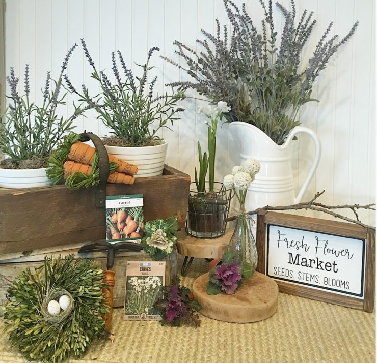 Farmhouse Chic'
