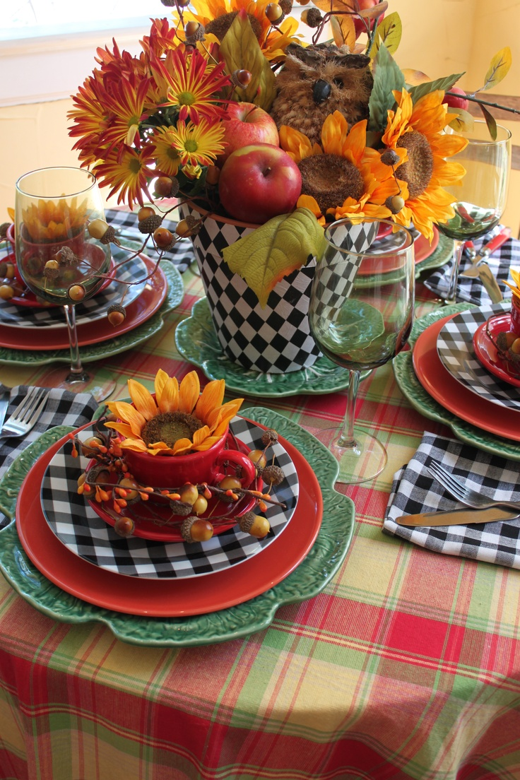 Country Tablescape