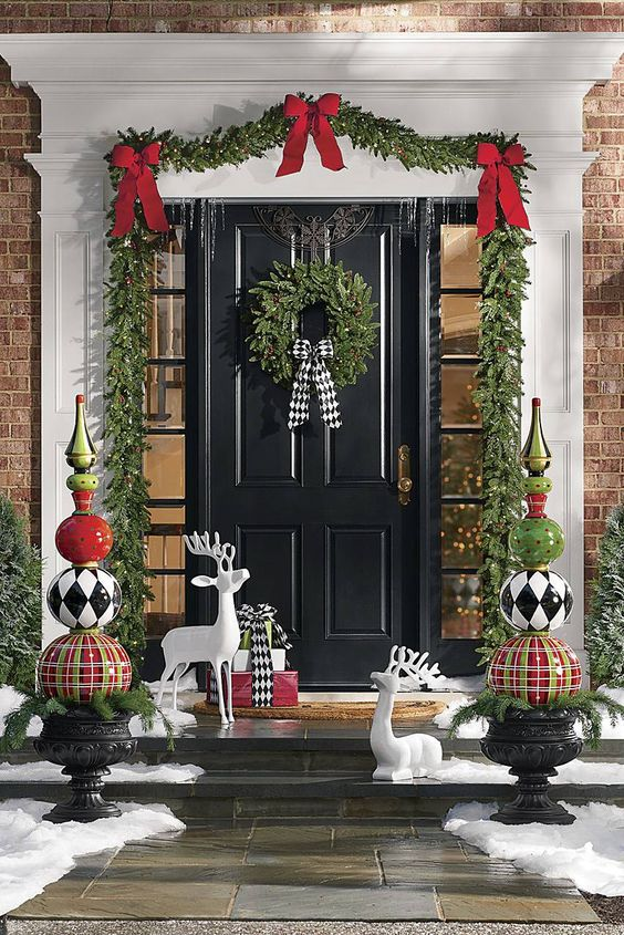 Whimsical Porch Decor