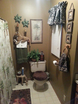 Safari Bathroom
