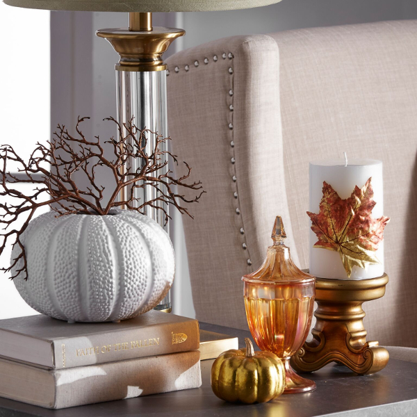 Fall Cluster Decor