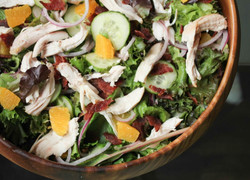 California Salad with Chicken