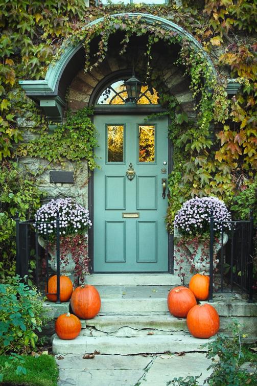 Inviting Entryway