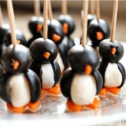 Penguin Appetizers