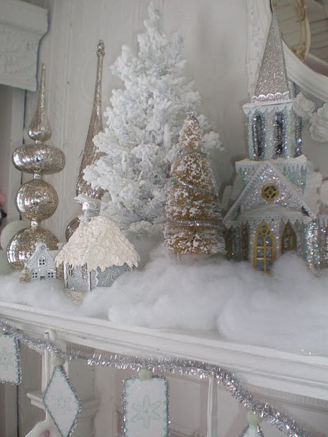 Winter Wonderland Mantle