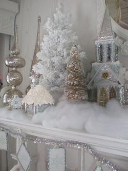 Winter Wonderland Mantle