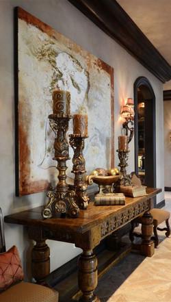 Old World Tuscan Decor