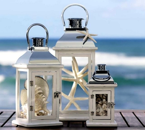 Sea-Worthy Lantern Decor'
