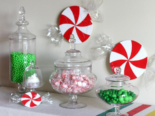 Christmas Candy Land