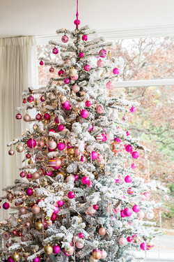 Pretty in Pink Christmas