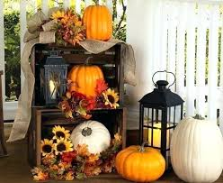 Perfect Fall Cluster Decor