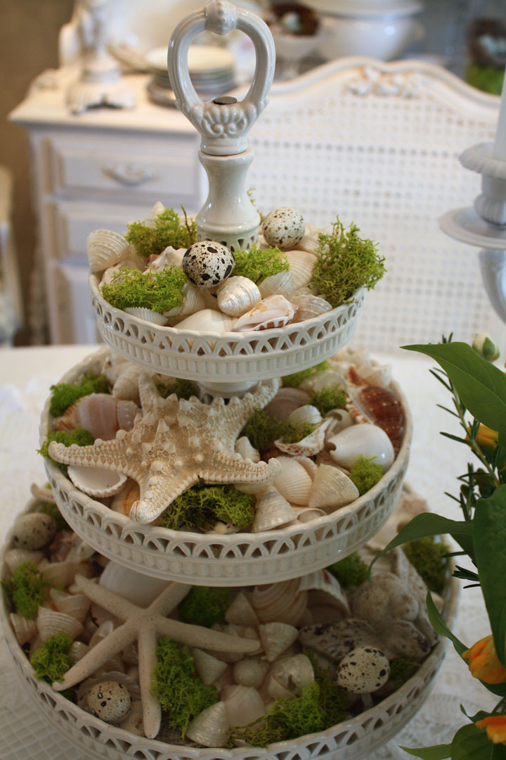 Beachy Keen Centerpiece