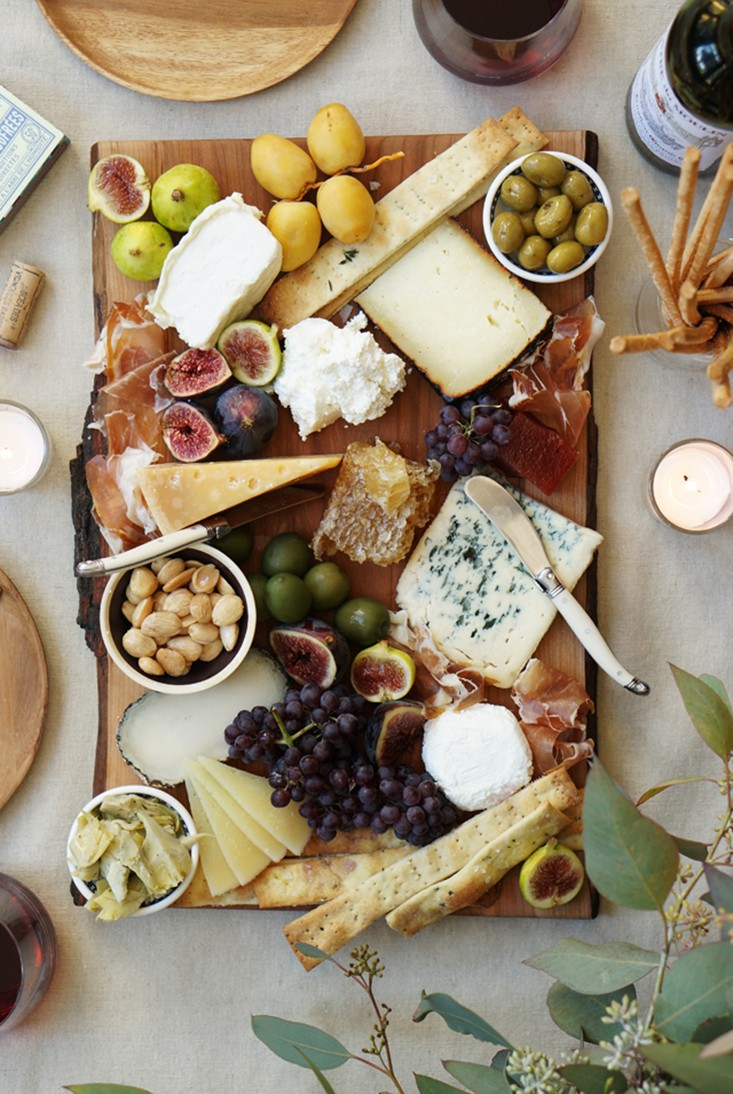 Amazing Cheese Platter