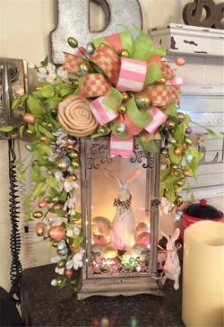 Fun & Whimsy Easter Lantern