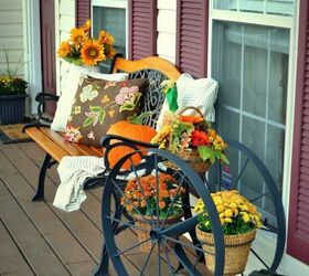 Fall Porch Ensemble