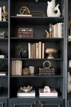 Unique Shelf Decor