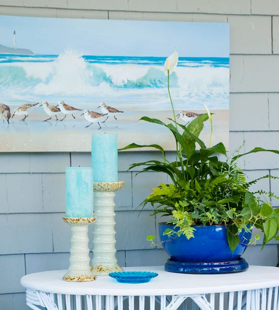 Beachy Keen Decor'