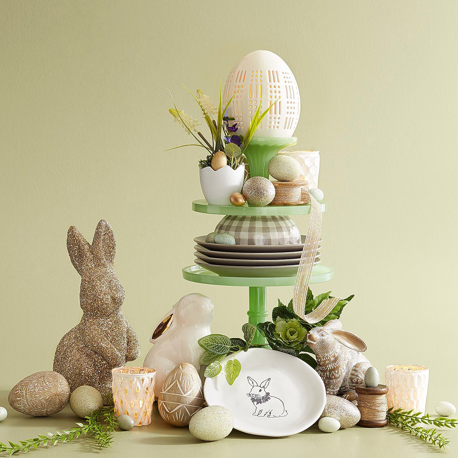 Gorgeous Easter Decor