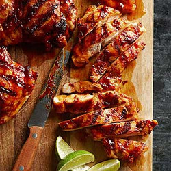 Chipotle Maple Thighs